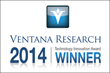 Allocadia Wins 2014 Technology Innovation Award from Ventana Research