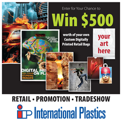How to Win $500 Worth of Custom Printed Plastic Bags
