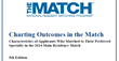 Just Released: Charting Outcomes in the Match for the 2014 Main...