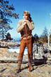 "Fess Parker as ""Daniel Boone"" Comes to INSP"