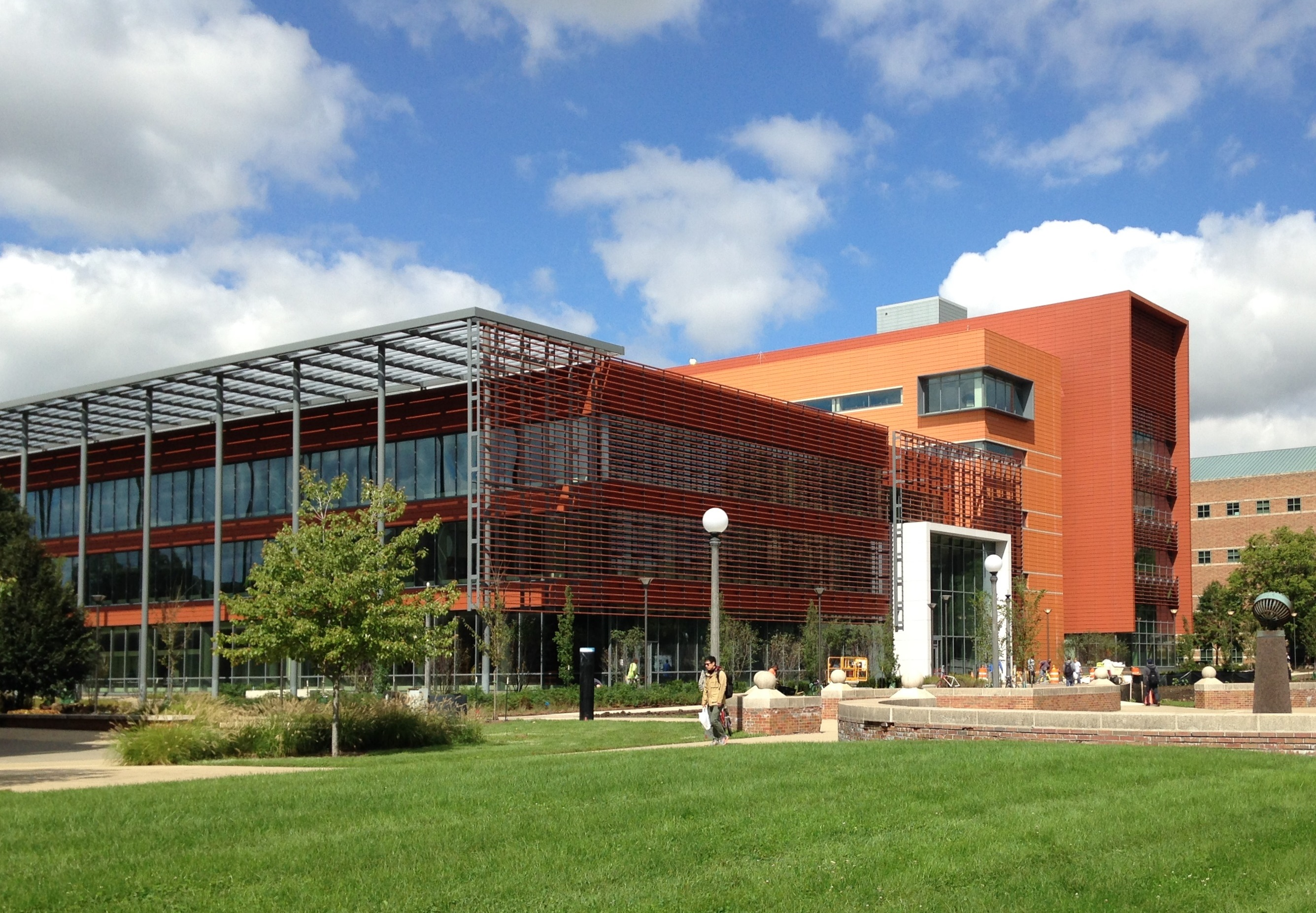Electrical and Computer Engineering Building Opens at the ...
