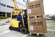 Solar Panel Delivery