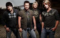 Lonestar will perform in Shipshewana Sept 19th, 2014 at the Blue Gate Theater.