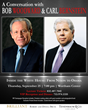 A Conversation with Bob Woodward and Carl Bernstein
