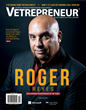 "First Hispanic Vetrepreneur of the Year®, Rogelio ""Roger"" Reyes,..."
