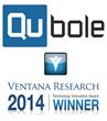 Ventana Research Selects Qubole for Big Data Innovation Award
