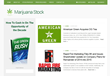 MarijuanaStock.net Adds Business News Video Section to Their Website