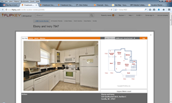 TruPlace Interactive Floor Plans on FlipKey.com