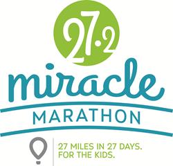 Miracle Marathon logo