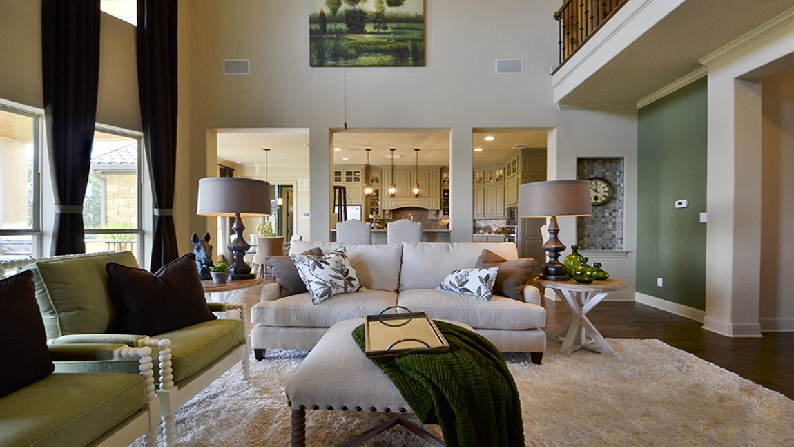 Taylor morrison austin celebrates drive electric week with for Two story model homes