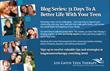 Los Gatos Teen Therapy Blog Series Flier