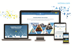 Victrex impresses with a new website