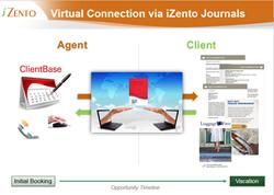 iZento + ClientBase Connector
