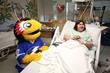 ThunderBug visits Florida Hospital Tampa