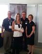 Superior Glove Team Receives Award