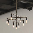 Dragonite Ceiling Lamp 98298 From Zuo Modern
