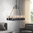 Gallite Ceiling Lamp 98263 From Zuo Modern