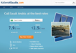 37% OFF on calls to Saudi Arabia on National Day with...