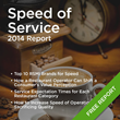 Foodable WebTV Publishes New Speed of Service findings with Long Range...