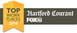 Travel Insured International Named a 2014 Hartford Courant  FOXCT Top...