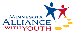 Minnesota Alliance With Youth Logo