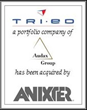 BlackArch Partners Advises Audax Group on Sale of Tri-Ed to Anixter...