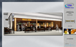 {Bracket Room}'s Washington Dulles International Airport Location's 3D Rendering