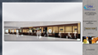 {Bracket Room}'s Washington National Airport Location's 3D Rendering