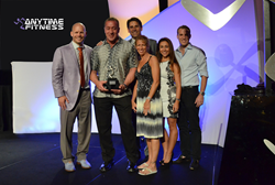 Anytime Fitness Vendor of the Year 2014