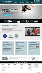 Jet Edge Website