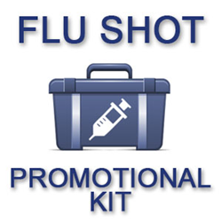 Flu Shot Promotional Kit