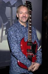 September 19, 2014 concert starring Grammy Award winner Peter Frampton at the Agua Caliente Resort Casino in Rancho Mirage