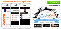 Last chance to register for xTupleCon14