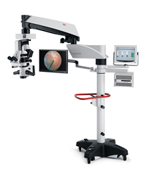 Ophthalmology, Microsurgery, Leica Microsystems, TrueVision 3D Surgical, 3D, Camera, Ophthalmic, Visualization, Heads Up, 3D Display