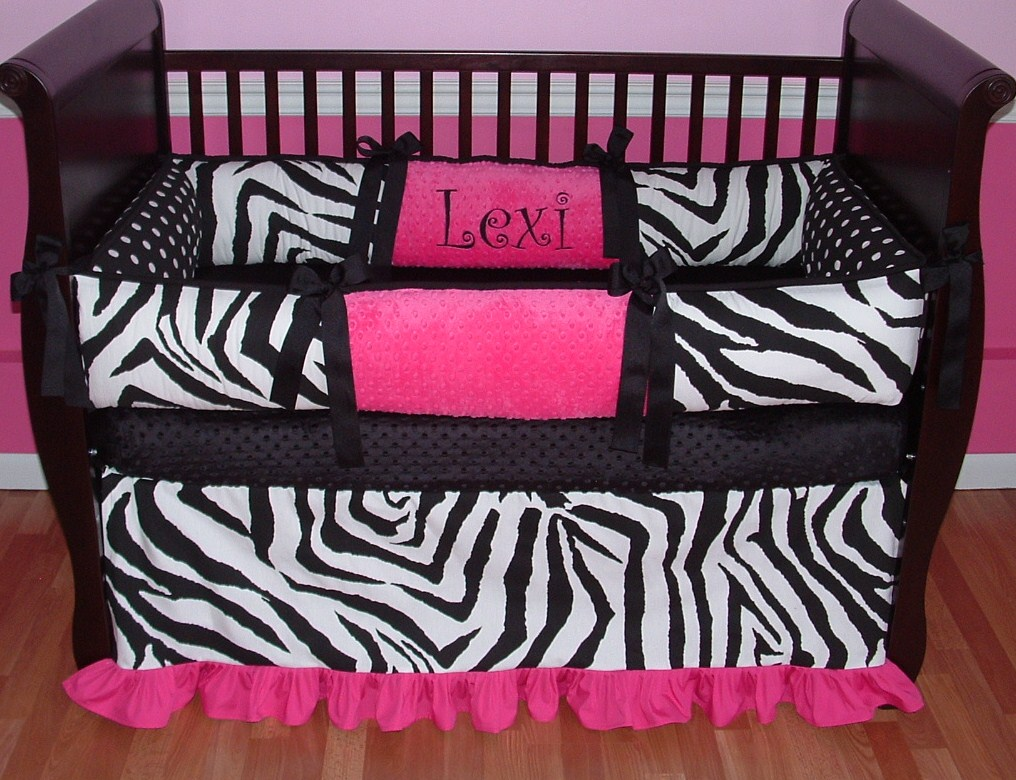 Custom baby crib bedding organic search trends report Zebra print bedding