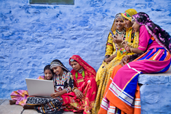 Empowering women through the World Pulse global digital network. #SocialEntrepreneurism