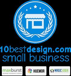 Best Small Business Web Design Firms: Maxburst & Huemor
