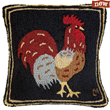 Rooster Toss Pillow