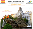 World Energy Forum 2014 - October 20-23, Barcelona, Kingdom of Spain