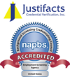 Justifacts Achieves Background Screening Credentialing Council...
