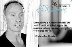 AntiGravity AIRbarre Aerial Yoga