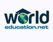 World Education.net online certificate courses logo