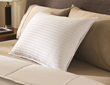 Brilliance® Gel Fiber Pillows from The Pillow Factory® division of Encompass Group, LLC offer a luxurious alternative to down filled pillows.