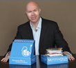 The founder and CEO of Motivation In a Box, Brandon Gaille. Over 500,000 people read his small business blog monthly (BrandonGaille.com).