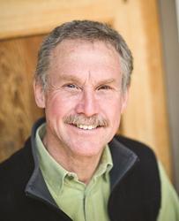 "David Quammen, author of ""Spillover"""