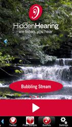 "Innovative New No-Cost App ""Hidden Hearing Tinnitus Check"" from..."