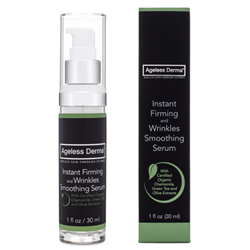 Ageless Derma Instant Firming and Wrinkle Smoothing Serum
