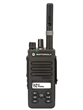 The Motorola XPR3500 two-way radio combines the best of two-way radio functionality and digital technology.