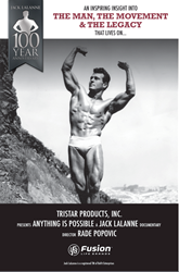Tristar Products Premieres The Jack LaLanne Documentary at TriBeCa...