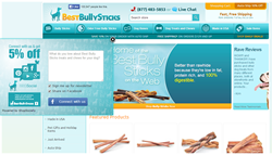 ShopSocially Social Connect App on Best Bully Sticks